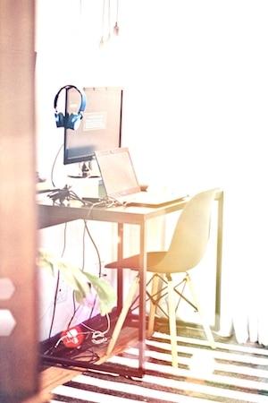 Frais professionnel - travail à domicile